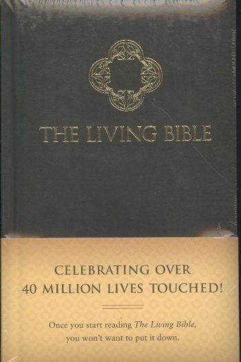 LIVING BIBLE PARAPHRASE GREEN
