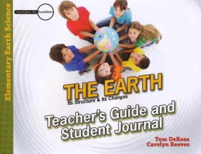 EARTH – STUDENT/TEACHER BK
