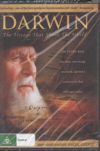 DARWIN:VOYAGE THAT SHOOK THE WORLD
