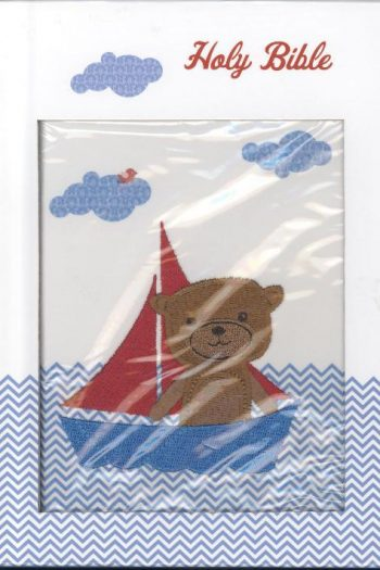 BABY BEAR BIBLE – BOY