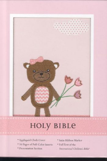 BABY BEAR BIBLE – GIRL