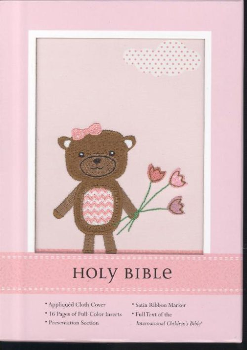 BABY BEAR BIBLE - GIRL-0