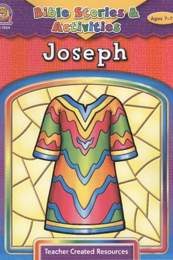 BIBLE STORIES & ACTIVITIES : JOSEPH