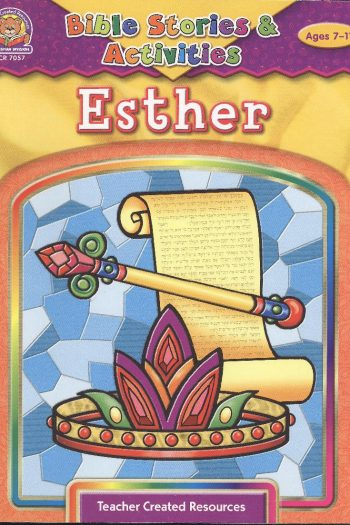 BIBLE STORIES & ACTIVITIES : ESTHER