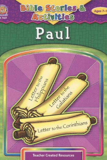 BIBLE STORIES & ACTIVITIES : PAUL