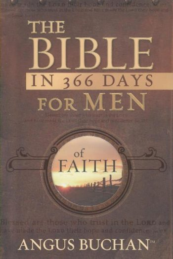 BIBLE IN 366 DAYS FOR MEN OF FAITH