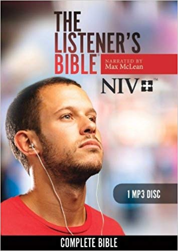 NIV LISTENER'S AUDIO COMPLETE MP3