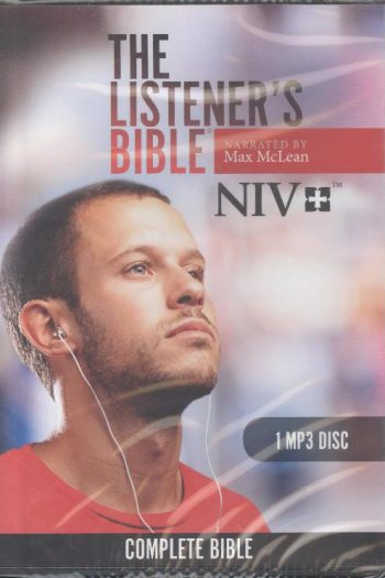 NIV LISTENER'S AUDIO COMPLETE MP3