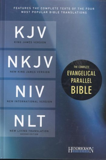 PARALLEL BIBLE KJV/NKJV/NIV/NLT