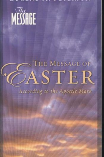 MESSAGE OF EASTER ACCORDING TO THE APOST