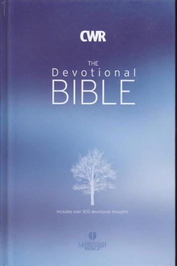 CWR THE DEVOTIONAL BIBLE HOLMAN