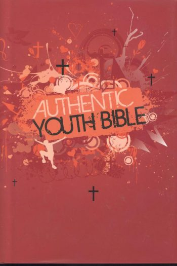 ERV AUTHENTIC YOUTH BIBLE RED