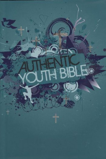 ERV AUTHENTIC YOUTH BIBLE TEAL