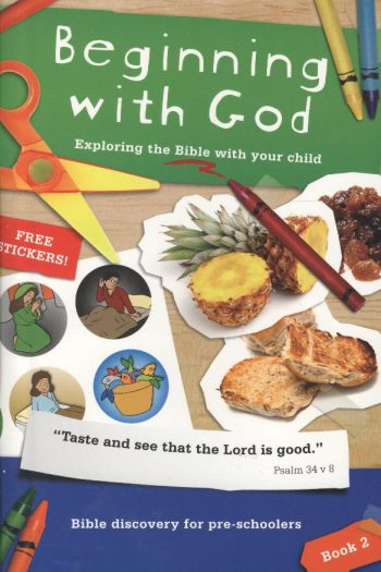 BEGINNING WITH GOD: BK 2 PRE-SCHOOLERS