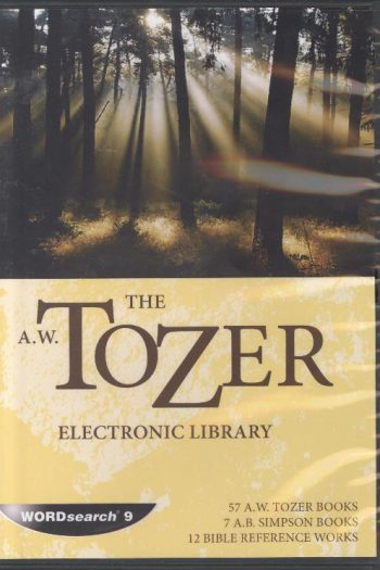 A W TOZER ELECTRONIC LIBRARY