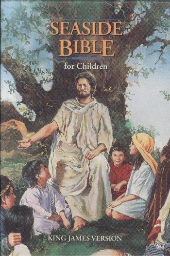 KJV CHILDREN SEASIDE BIBLE HC