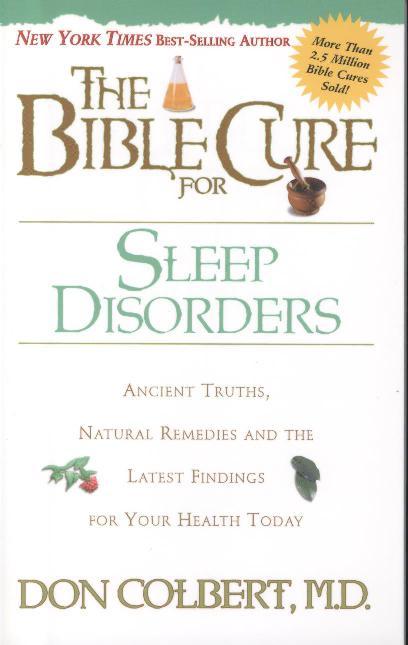 BIBLE CURE FOR SLEEP DISORDERS-0