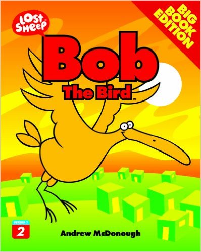 BOB THE BIRD BIG BOOK