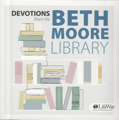 DEVOTIONS FROM THE BETH MOORE LIBRARY 1