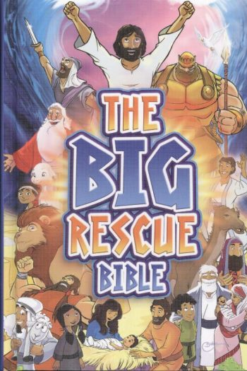 CEV BIG RESCUE BIBLE