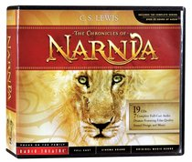 CHRONICLES OF NARNIA AUDIO CD