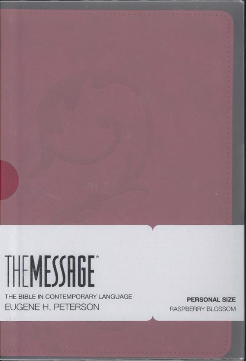 MESSAGE : NUMBERED PERSONAL FLEX RASPBER-0