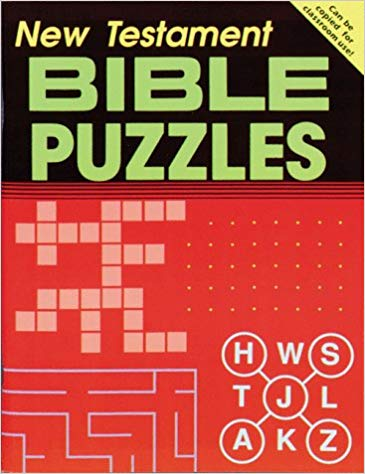 BIBLE PUZZLES:NEW TESTAMENT