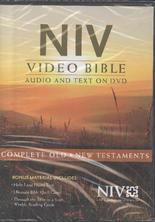 NIV VIDEO BIBLE DRAMATIZED MULTI-VOICE-0