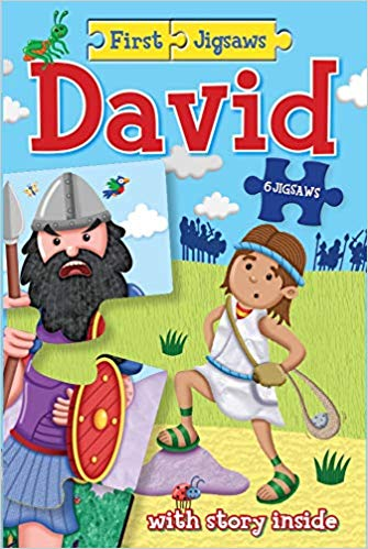 FIRST JIGSAWS:DAVID