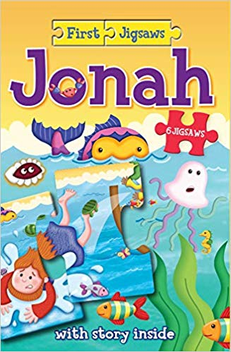 FIRST JIGSAWS:JONAH