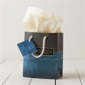 GIFT BAG : NOBLE BLUEPRINT
