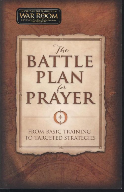 BATTLE PLAN FOR PRAYER, THE-0