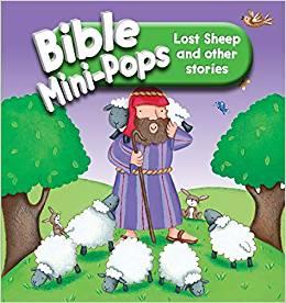 BIBLE MINI-POPS:LOST SHEEP
