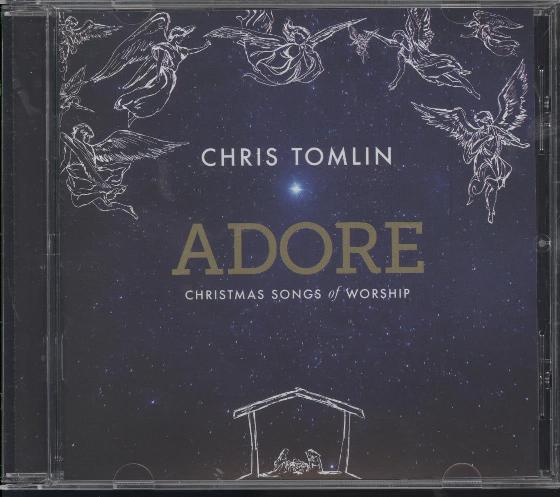 ADORE: CHRISTMAS SONGS OF WORSHIP