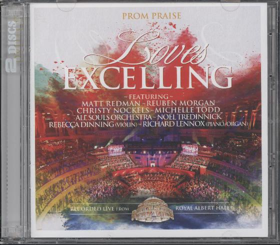 LOVE'S EXCELLING CD & DVD