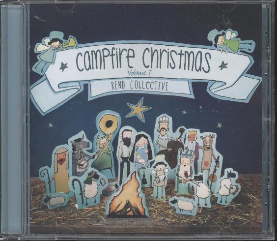 CAMPFIRE CHRISTMAS VOL 1