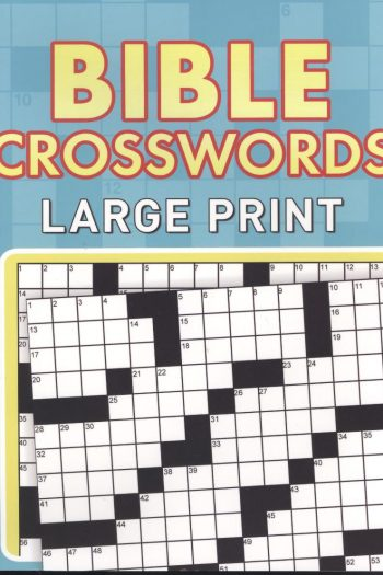 BIBLE CROSSWORDS LARGE PRINT