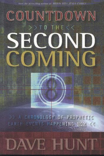 COUNTDOWN TO THE SECOND COMING