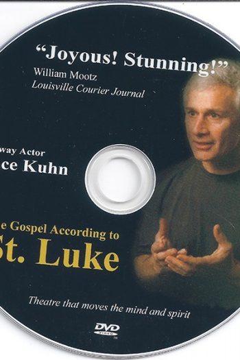 GOSPEL ACCORDING TO ST LUKE