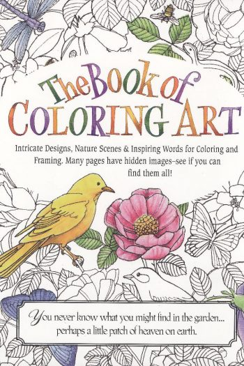 ADULT COLOURING BOOK:BOOK OF COLOURING