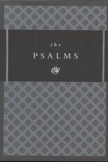 ESV THE PSALMS TRU TONE BROWN/WALNUT