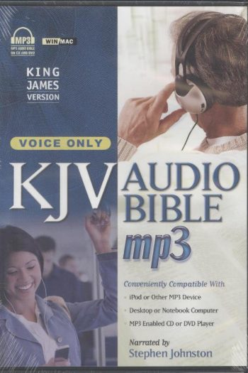 KJV AUDIO BIBLE MP3