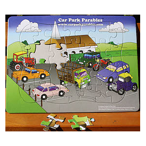 CAR PARK PARABLES JIGSAW