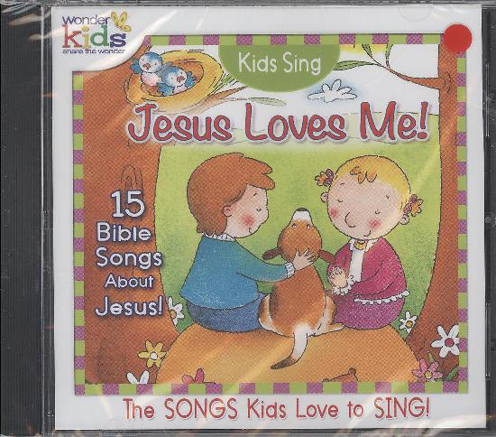 KIDS SING JESUS LOVES ME