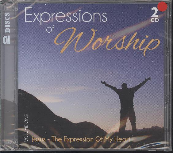 EXPRESSIONS OF WORSHIP VOL 1 : 2CDS