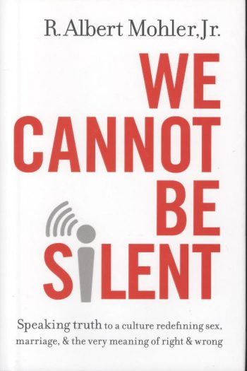 WE CANNOT BE SILENT: SPEAKING TRUTH