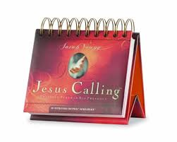 DAY BRIGHTENER: JESUS CALLING
