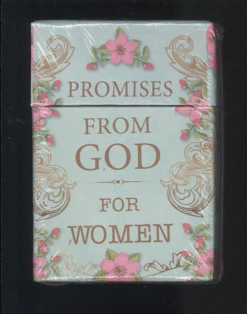 BOX OF BLESSINGS : PROMISES FROM GOD