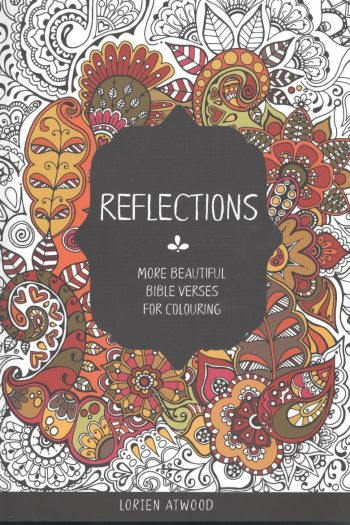 ADULT COLOURING: REFLECTIONS