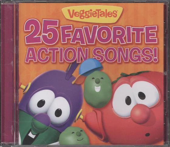 25 FAVOURITE ACTION SONGS